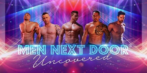 Richardton, ND   Upin Bar   Men Next Door Uncovered