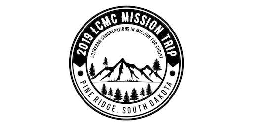 2019 LCMC Mission Trip