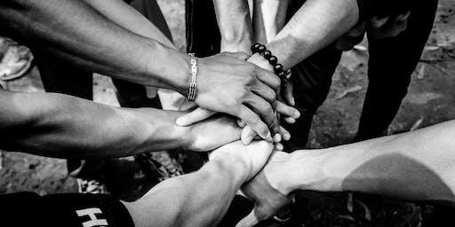 We start together, we finish together.