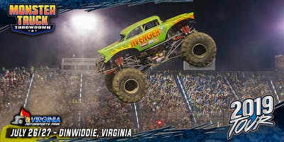 Monster Truck Throwdown 2019