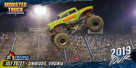 Monster Truck Throwdown 2019 tickets