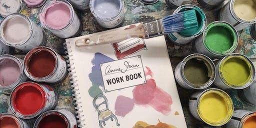 Annie Sloan Chalk Paint Essentials Workshop