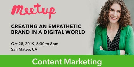 Creating an Empathetic Brand in a Digital World tickets