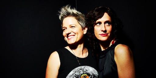 Jenny Scheinman & Allison Miller's Parlour Game