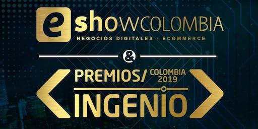 Lanzamiento eShow Colombia y Premios Ingenio 2019