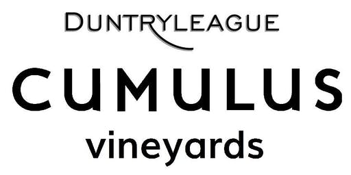 Cumulus Vineyards Wine Masterclass - Hosted by Peter Bourne