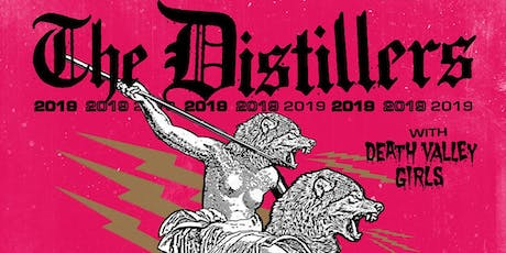 The Distillers tickets