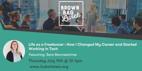 Brown Bag Lunch: Life as a freelancer tickets