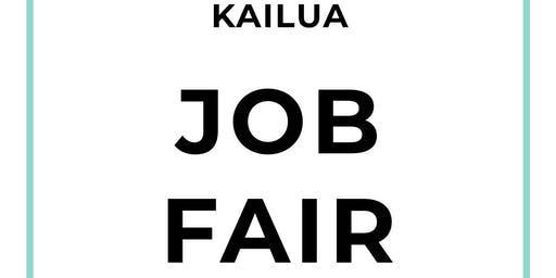 Down to Earth Kailua Job Fair