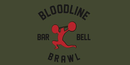 "Bloodline ""Barbell Brawl"""