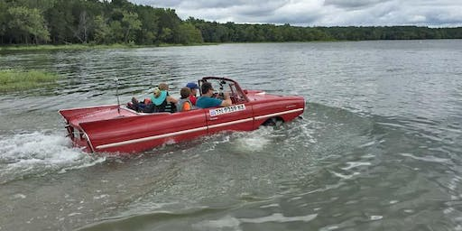 2019 Members Only Event- Amphibious Car Rides at Seven Points Campground