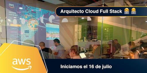Full Stack Cloud Architect en AWS Online