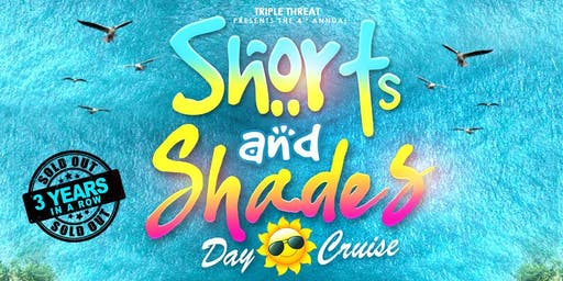 SHORTS & SHADES DAYCRUISE  - AUG 11- TORONTO