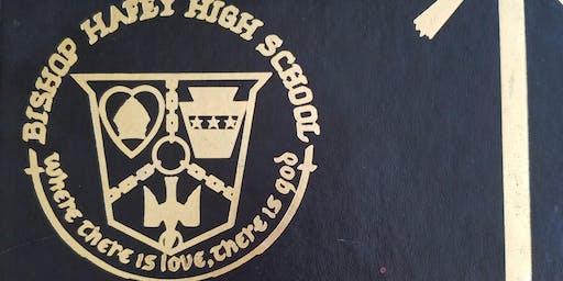 Bishop Hafey HS Class of 1989 - 30th Reunion