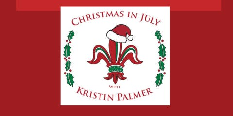 Christmas in July w/Kristin Palmer & Concerned Citizens for a Better Algiers