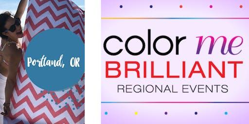 Color Me Brilliant - Portland, OR