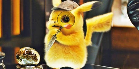 NORTHSIDE Teen Movie: Detective Pikachu (For Ages 12-17 ONLY) tickets