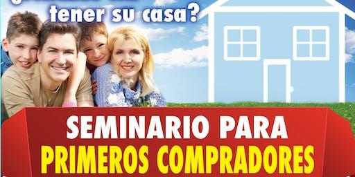 Seminario Para Primeros Compradores de Casa