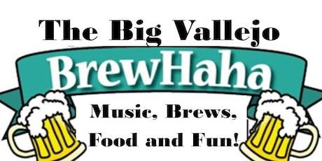 2019 Big Vallejo Brewhaha tickets