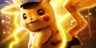 NORTHSIDE Family Movie: Detective Pikachu Rated PG (For All Ages)