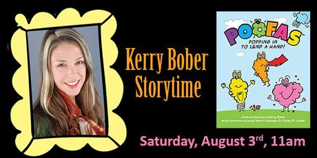 Kerry Bober Storytime tickets