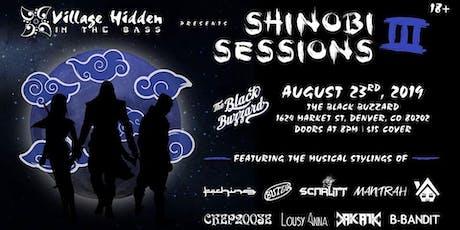 Shinobi Sessions III tickets