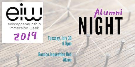 EIW 2019 Alumni Night tickets