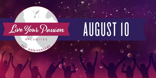 Young Living - Live Your Passion Rally - August 10