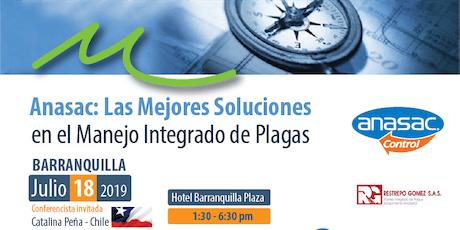 Anasac: Las Mejores Soluciones para el Manejo Integrado de Plagas entradas
