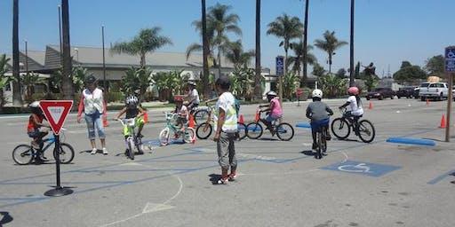 BEST-SRTS Kids Bike Skills Workshop (San Angelo Park)