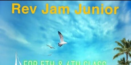 Rev Cahir Jam Junior tickets