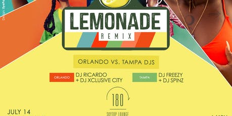 VOILA Presents: LEMONADE REMIX (The Cancer Affair) tickets