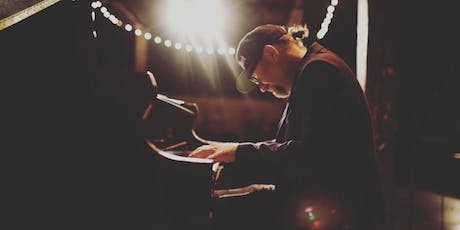 Tom Hiel solo piano w Buzz Gravelle opening and Artwork by Telise Galanis tickets