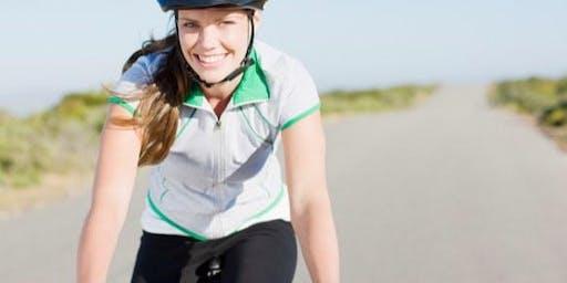 Playtri Kansas City Women's Beginner Bike Clinic