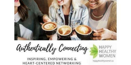 Authentically Connecting and Networking over Coffee - EVENING EDITION - Bolton