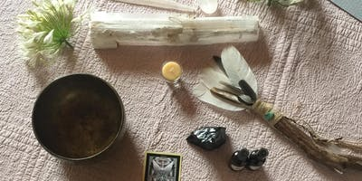VIBRATIONAL SOUND HEALING MEDITATION