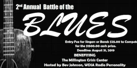 2nd Annual Battle of the Blues tickets