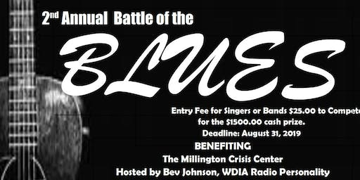 2nd Annual Battle of the Blues