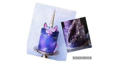 Galaxy Unicorn Cake Workshop tickets