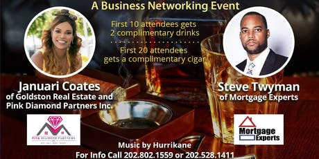 Cigars and Cognac Part 2 tickets