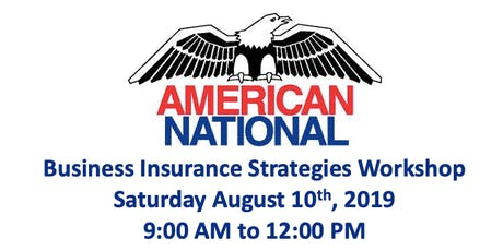 ANICO Business Insurance Strategies Workshop tickets