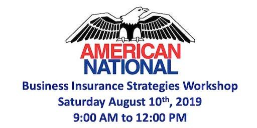 ANICO Business Insurance Strategies Workshop