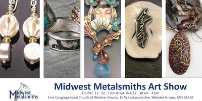 Annual Midwest Metalsmiths Art Show