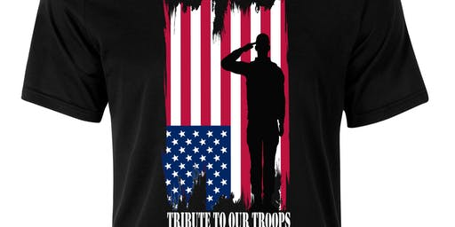 Tribute to our Troops Shirts