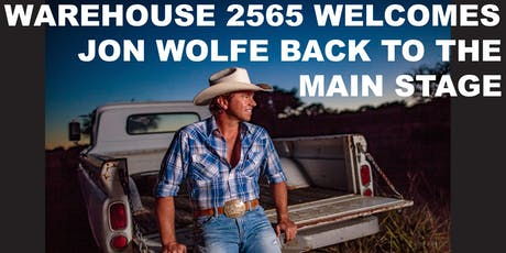Jon Wolfe tickets