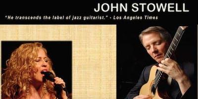 John Stowell & Ellen Johnson Concert