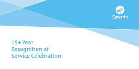 15+ Year Recognition of Service Celebration tickets