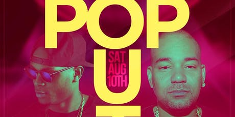 POP OUT NYC | Open Bar + Free Entry | Music by Dj Envy tickets