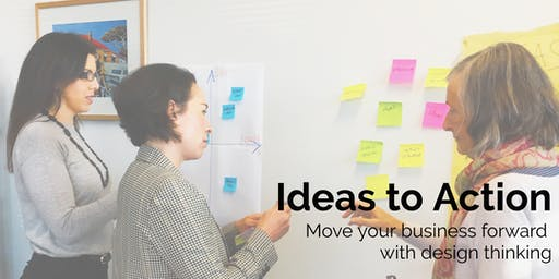 From Ideas to Action: A Workshop for Getting Unstuck