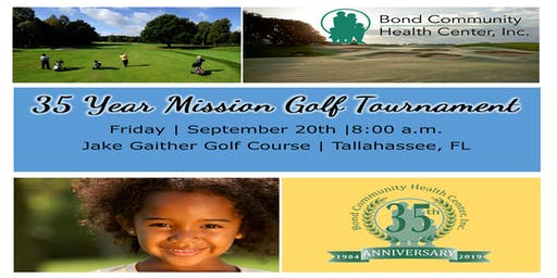 35 Year Mission Golf Tournament